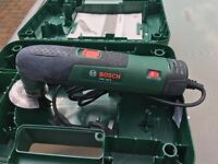 Bosch PMF 190 E Multifunction Tool