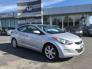 2012 Hyundai Elantra Limited Fully Loaded Ask About Our Low Mont