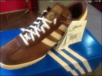Adidas Beckenbauer men's trainers. Brand New. Unwanted gift. Genuine. Size 10