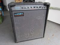 Laney 100W bass amp