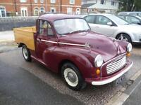 MORRIS OTHER (red) 1966