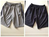 Adidas Shorts XL Worn once smoke free home new condition millbrook oos £10 each