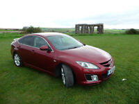 2009 Mazda 6 2.2D TDI Diesel Sports Hatch 185 Very reliable, Bose + 6CD-MP3