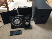 TEAC TDX250I Micro Hi-Fi with iPod Dock
