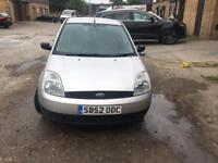 Ford Fiesta 1.3 LX Full years MOT low MILAGE