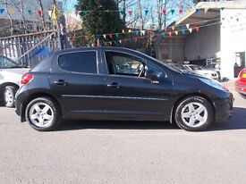 Peugeot 207 1.4 VTi Sport 5dr ***IDEAL FIRST CAR***