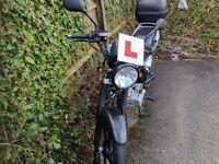 lexmoto ariel 125cc