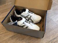 (SOLD) BRAND NEW: Asics Gel Speed Menace Cricket Shoe Size 9.5