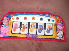 Fisher Price Kick & Play Musical Toy
