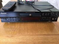Pioneer CD player/recorder