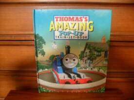 Thomas the tank engine book