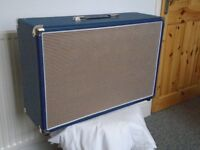 """Guitar Speaker Cabinet with 2 12"""" Eminence Speakers"""