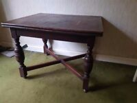 Free Oak Table