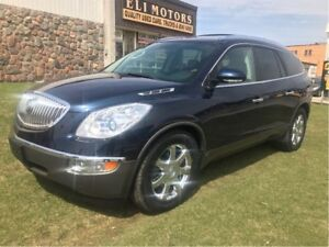 2008 Buick Enclave CXL2.AWD.TV-DVD.NAVIGATION.PANORAMIC SUNROOF.
