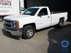 2014 Chevrolet Silverado 1500 Regular Cab, Seats 3, Long Box