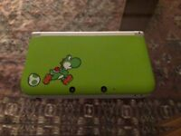 Nintendo 3DS XL Limited Edition Yoshi Island