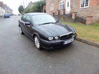 2005 Jaguar X Type 2.0 D