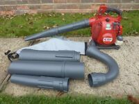 Efco professional petrol blower like stihl costs £250 (see photo 2) without the vac kit im including