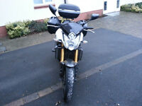 Yamaha FZ8 2014 9981mile extras