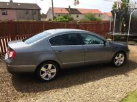2005 vw passat 2ltr tdi sport in anthracite grey