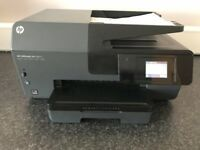 HP Officejet Pro 6830 RRP £200 PRINT SCAN FAX SCAN COPY WEB Printer Scanner & More..