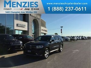 2015 Dodge Durango SXT 4x4, Bluetooth, Sirius, Clean Carproof