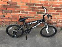 """Concept Terminator 20"""" Wheel Bike, Fully Serviced, Free Lock & Delivery"""
