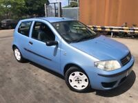 2003/53 FIAT PUNTO 1.2CC IMMACULATE CONDITION WITH FULL SERVICE HISTORY AND LONG MOT DRIVES GREAT