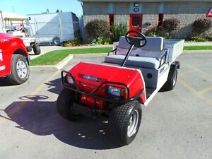 2005 club car Carryall TURF 2  GAS Belleville Belleville Area image 3