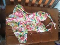 Swimsuit with skirt detail size 10 BNWT