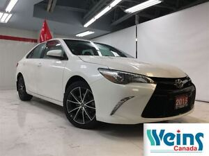 2015 Toyota Camry XSE , 1 OWNER , LEASE RETURN