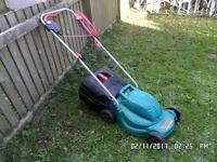 Bosch Rotak 320C Lawnmower