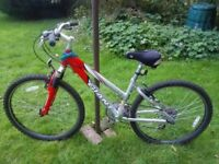 Mountain Bike Giant Rock SE (Ladies/Girls) size XS