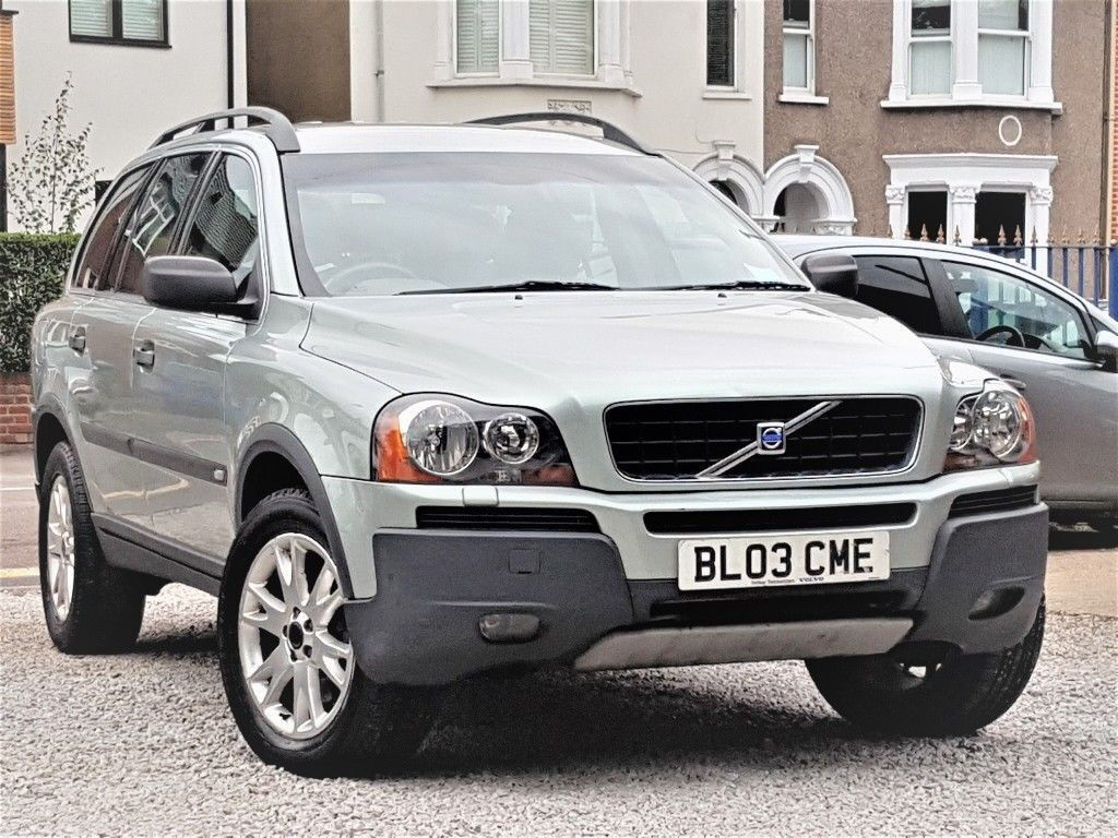 7 Seater Volvo Xc 90 Automatic 2 9 T6 Se Awd Navigation Cream Leather Xc90