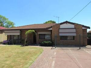 2WEEKS FREE RENT! GREAT HOME WITH AIR-CON, HUGE PATIO & YARD Mirrabooka Stirling Area Preview