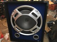 600w active subwoofer