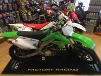 2008 Kawasaki kxf 450 excellent condition throughout for year