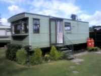 Static caravan for sale at Symonds Yat, Ross on wye, nr monmouth, £7000. Includes pitch fees
