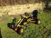 Kettler Indianapolis Air Go Kart for sale. Pick up from Troon.