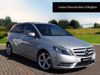 Mercedes-Benz B Class B180 CDI BLUEEFFICIENCY SPORT (silver) 2014-11-25