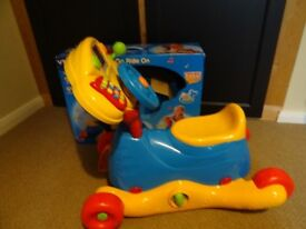 Vetch Grow and Go Ride On Age 6 - 36 months - Collection only Stourbridge