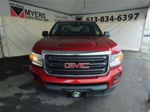 2015 GMC Canyon EXT CAB V6 4X4 TRAILER PACK!!!!