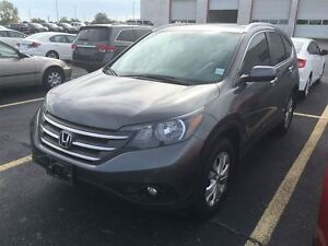 2013 Honda CR-V Touring | 5SP | REARVIEW CAMERA | LEATHER | ALLO