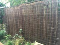 Wickes bamboo screening