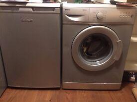 Beko washing machine WMA silver