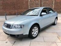 2002 / AUDI A4 / ELECTRIC WINDOWS / CD / ALLOYS / OCTOBER MOT .