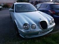 Jaguar S Type 3.0 V6, 103K, 1999, No Mot