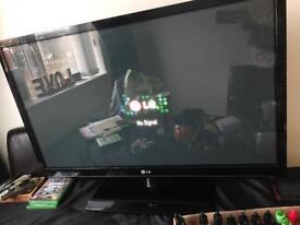 LG 42inch slim tv