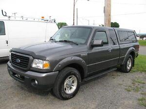 2009 Ford Ranger XL/Sport/XLT