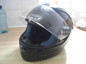 Box Motorbike Helmet.